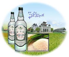 Rượu Kim Sơn Ninh Bình