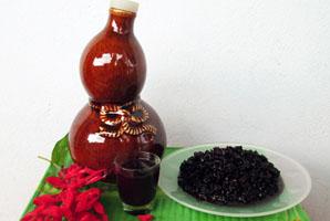 Rượu ngô Sùng Phài Lai Châu