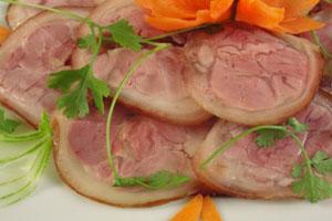 Thịt lợn muối Lào Cai