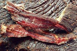 Thịt trâu khô Na Hang