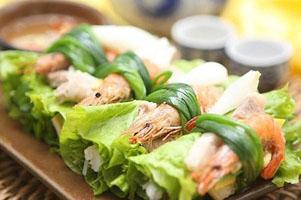 Tôm Cuốn Thừa Lâm Thái Nguyên