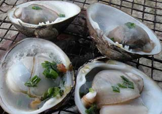 Vọp nấu canh chua Tân Thành