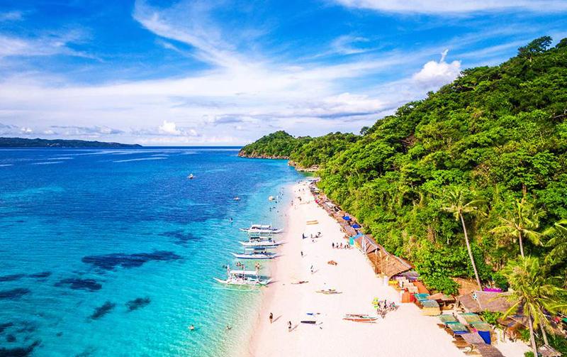 Đảo Boracay, Philipines
