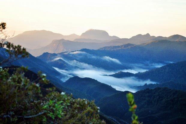 Gunung Tahan, Malaysia