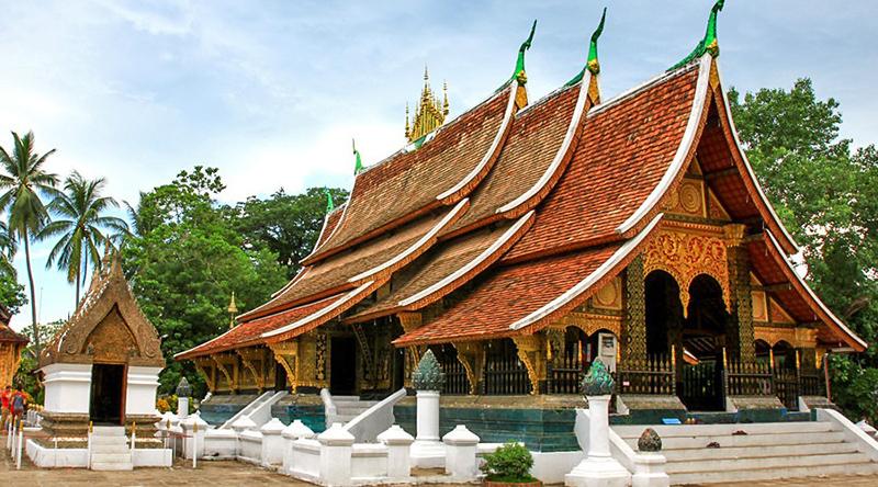 Cố đô Luang Prabang, Lào