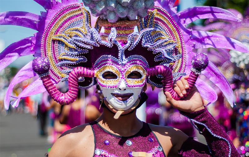 Lễ hội MassKara, Philippines
