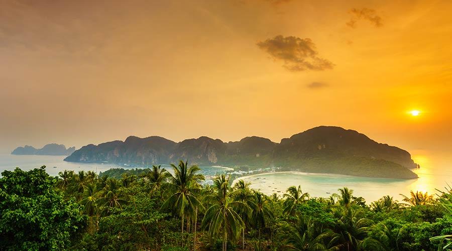 Koh Phi Phi, Thái Lan