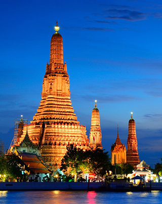 Những địa điểm du lịch hấp dẫn nhất ở Thái Lan