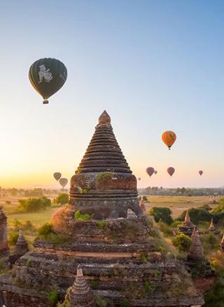 Những địa điểm du lịch nổi tiếng nhất Đông Nam Á