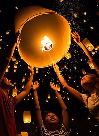 Những lễ hội hấp dẫn nhất ở các nước Đông Nam Á