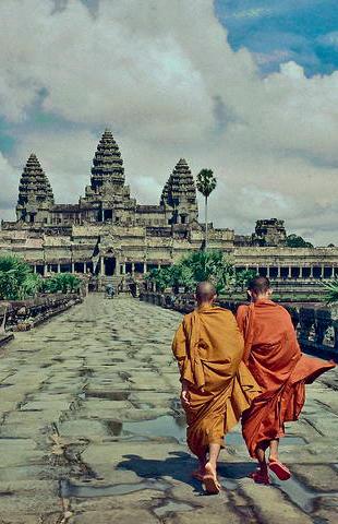 Những thành phố du lịch hấp dẫn nhất ở Campuchia