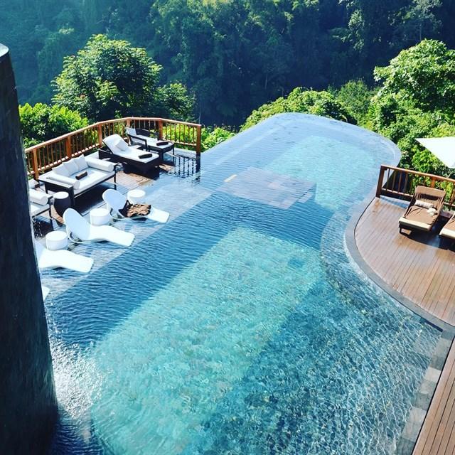 The Ubud Hanging Gardens Hotel, Bali, Indonesia