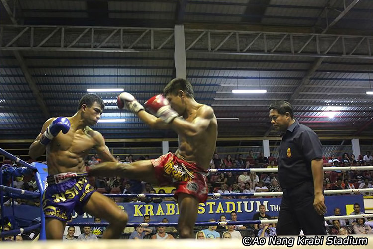 Ao Nang Krabi Thai Boxing Stadium (Raja Two)