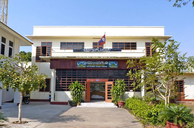 Bảo tàng Dinosaur
