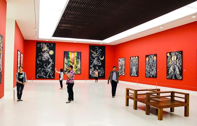 Bảo tàng Nghệ thuật Đương đại Bangkok (MOCA)
