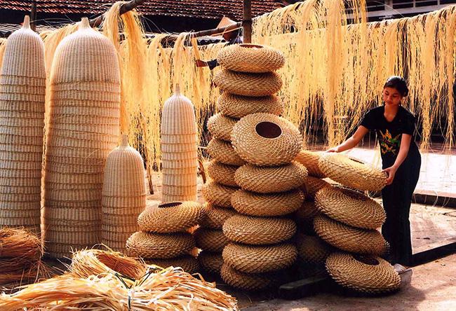 Các làng nghề truyền thống