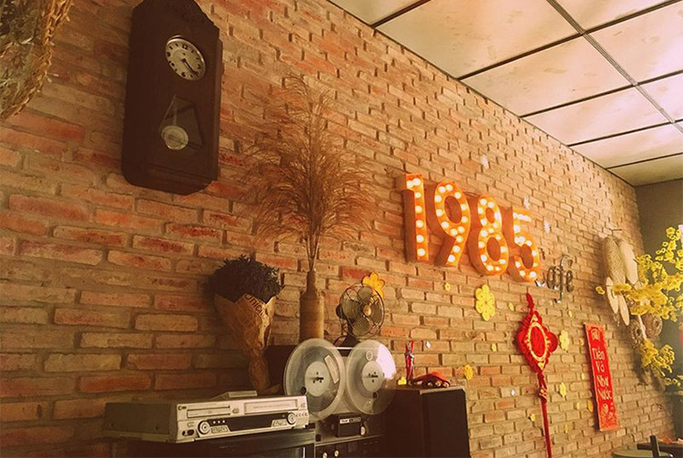 Cafe 1985 Trà Vinh