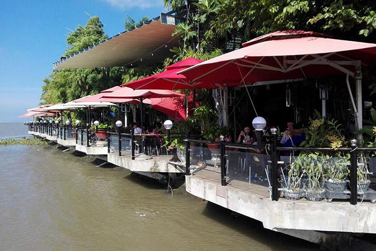 Cafe Cánh buồm Kiên Giang