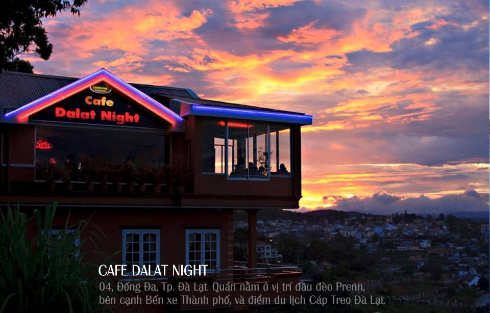 Cafe Dalat Night