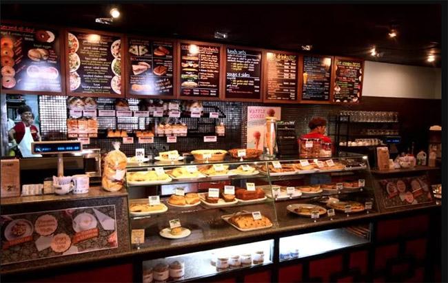 Cafe Joma Bakery Lào