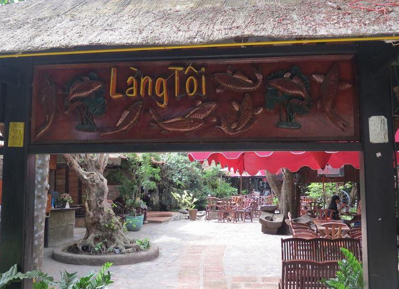 Cafe Làng Tôi Cà Mau