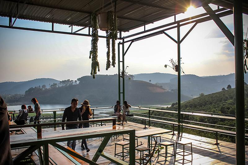 Cafe Mê Linh Đà Lạt