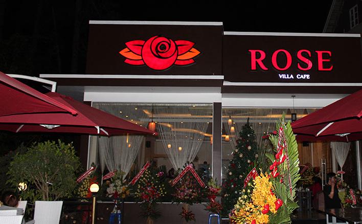 Cafe Rose Villa Đà Lạt