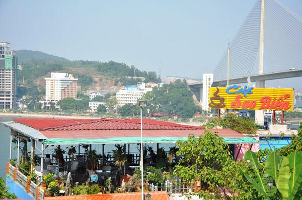 Cafe Sao Biển Hạ Long
