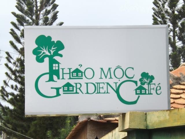 Cafe Thảo Mộc Garden Tây Ninh