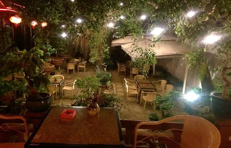 Cafe Thềm Xưa Pleiku