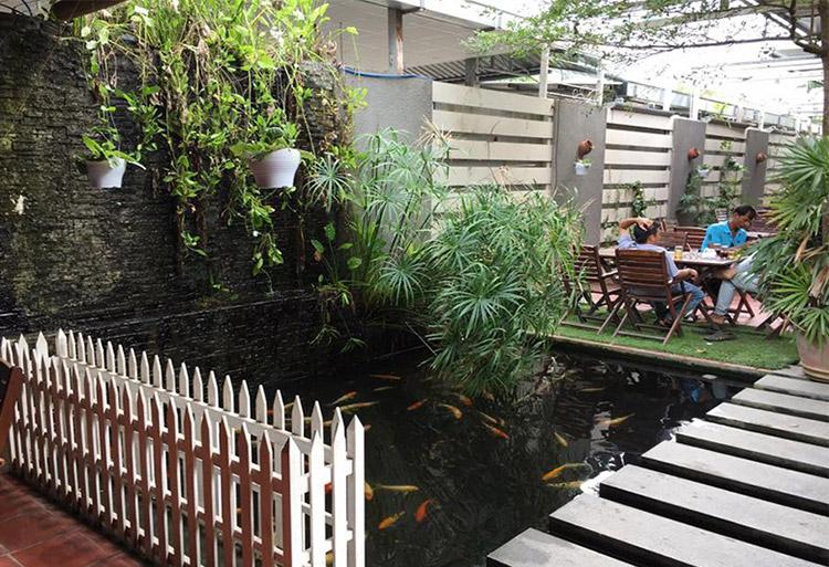 Cafe Thủy Trúc Trà Vinh