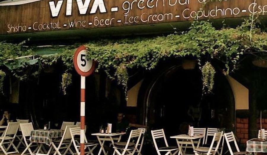 Cafe Viva Bến Ninh Kiều Cần Thơ