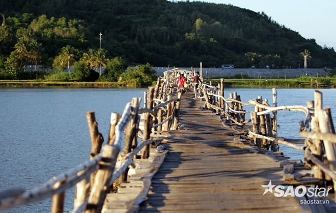 Cầu gỗ Ông Cọp (cầu gỗ Tuy An)