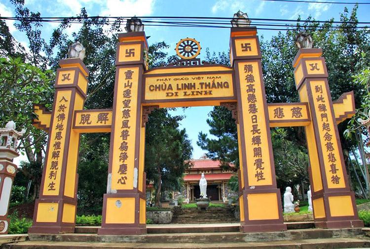 Chùa Linh Thắng