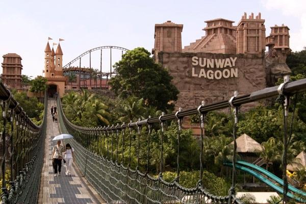 Công viên giải trí Sunway Lagoon