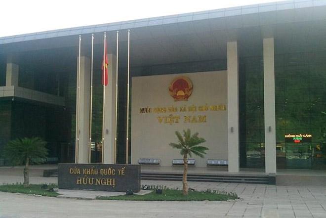 Cửa khẩu quốc tế Hữu Nghị Quan