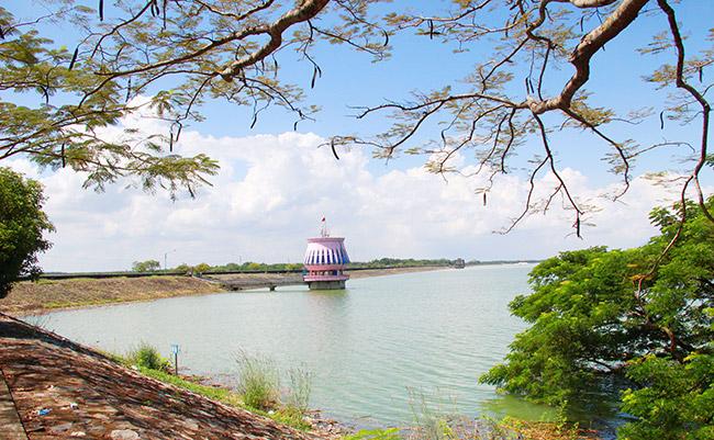 Cụm du lịch Hồ Dầu Tiếng