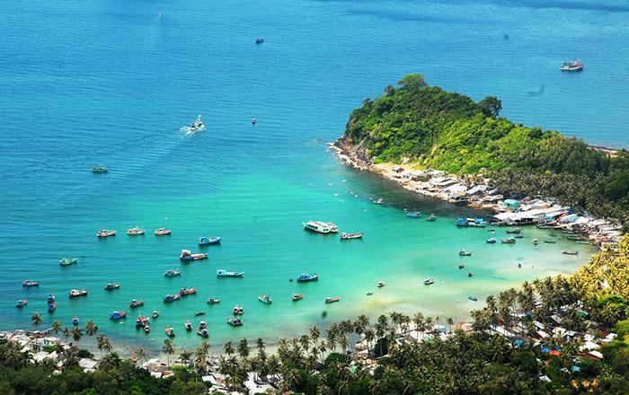 Đảo Nam Du Kiên Giang