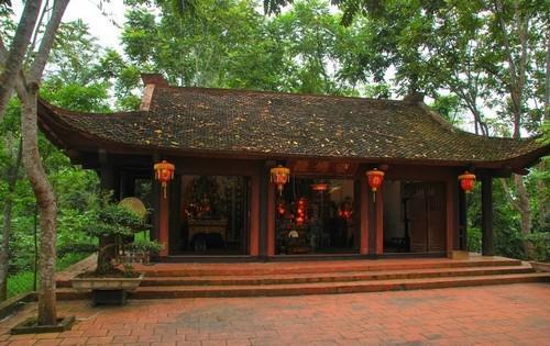 Đền An Mã Hồ Ba Bể