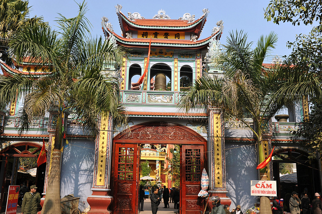 Đền Mẫu Đồng Đăng Lạng Sơn