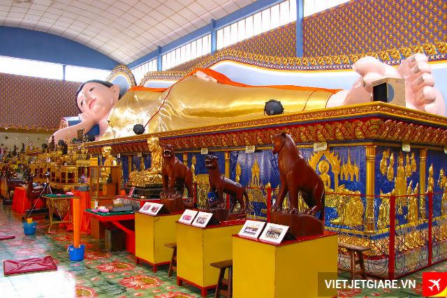 Đền Wat Chaiya Mangkalaram