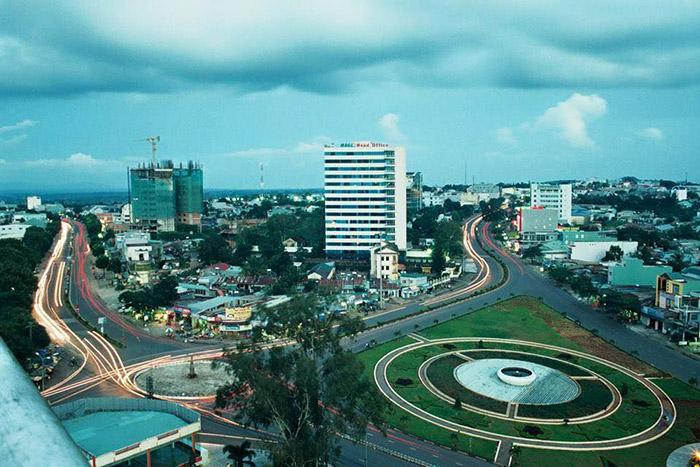 Du lịch thành phố Pleiku Gia Lai