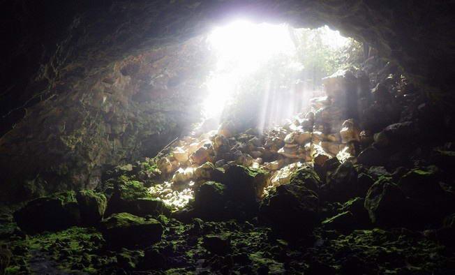 Hang động núi lửa Chư B'Lúk Đắc Nông