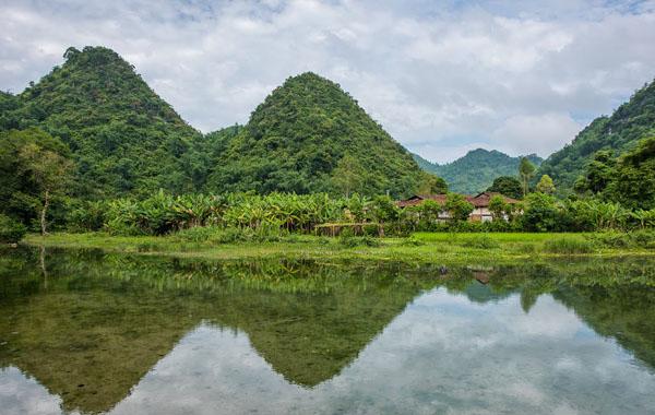 Hồ Pắc Mỏ Lạng Sơn