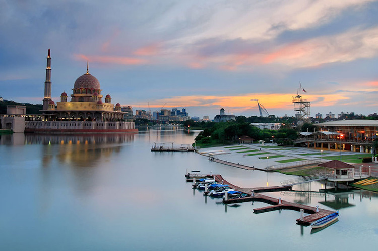 Hồ Putrajaya