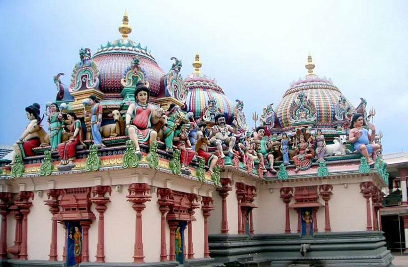 khu đền Hindu lâu đời nhất