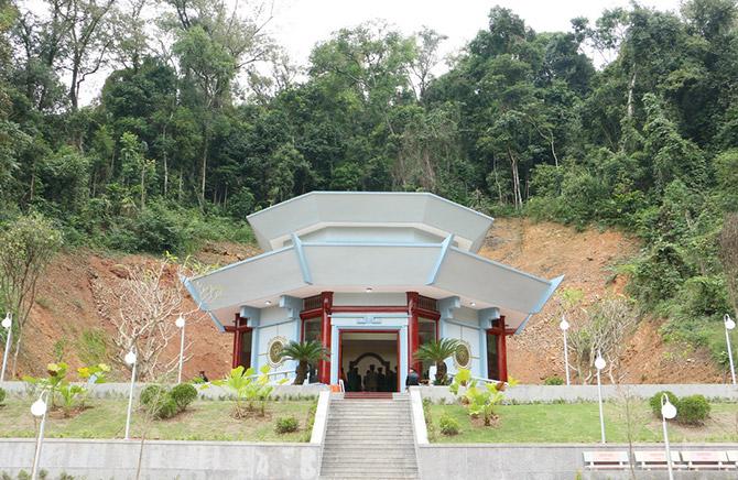 Khu di tích Quốc gia đặc biệt rừng Trần Hưng Đạo