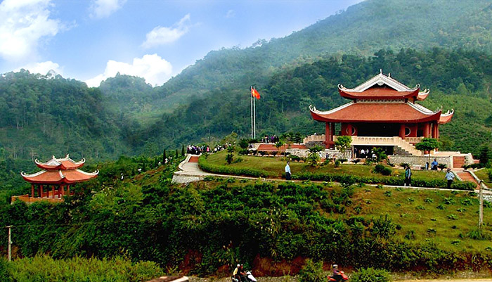 Khu du lịch ATK Định Hoá Thái Nguyên