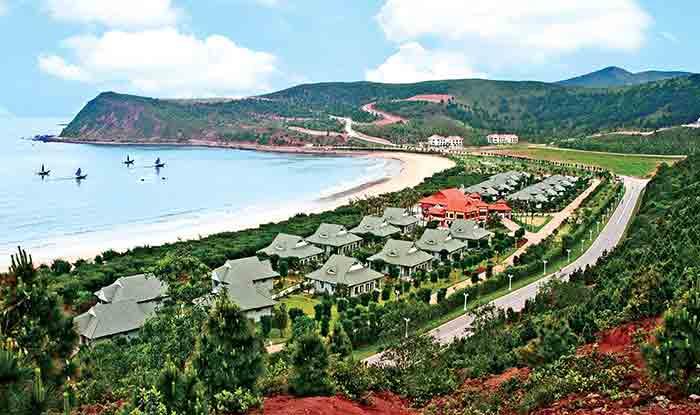 Khu du lịch sinh thái biển Bãi Lữ