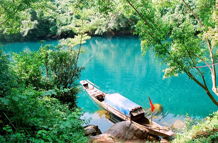 Khu du lịch sinh thái Suối Nước Moọc